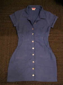 blue-buttoned-collared-dress-refashion-after