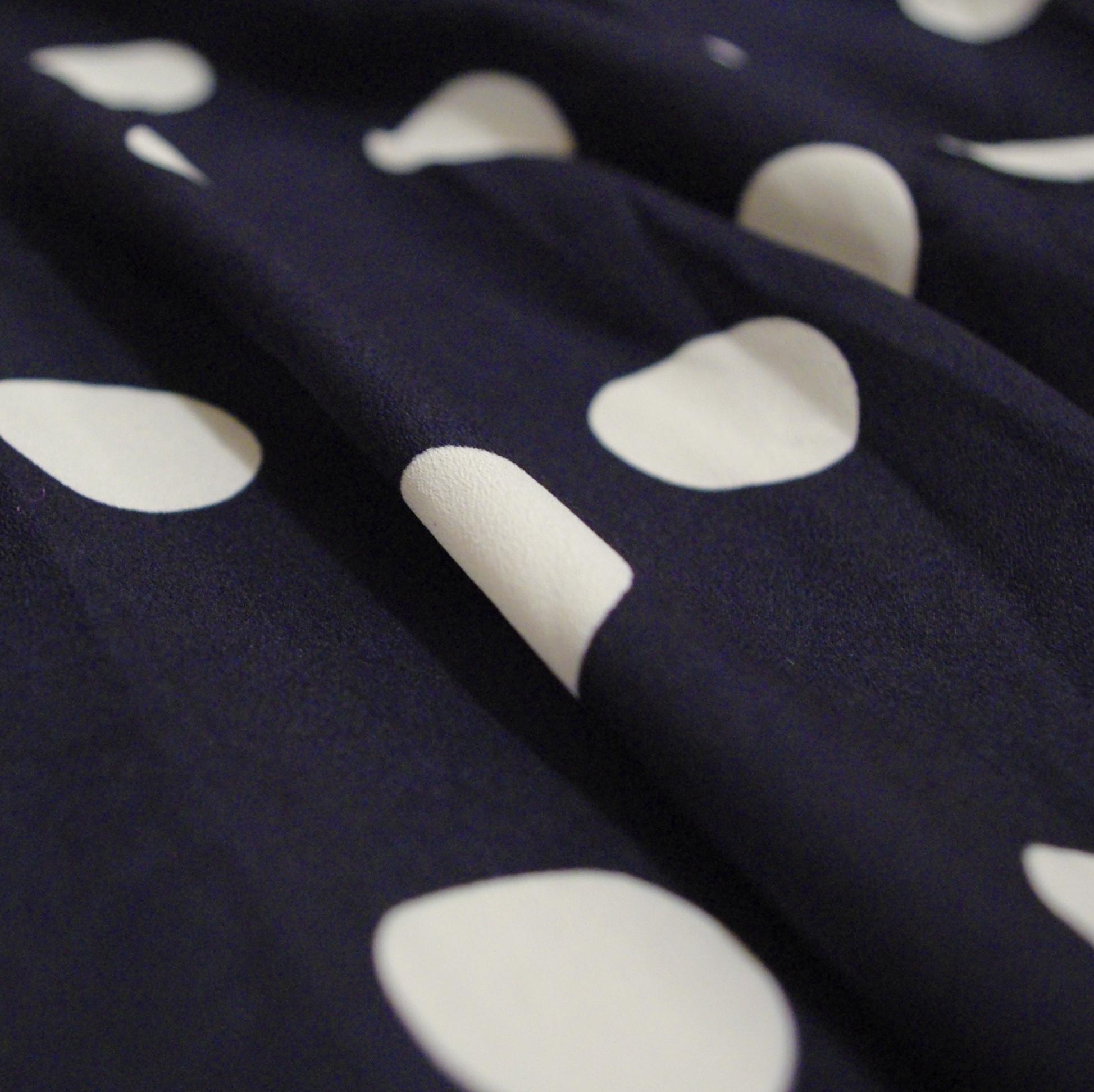 Stitch Fix polka dot Pixley swing skirt   The Cheerful Times