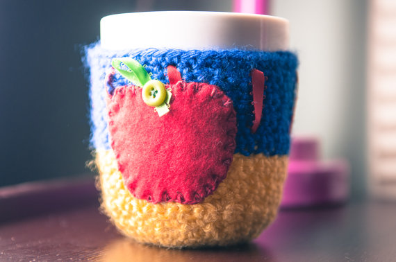 Disney princess Snow White mug cozy - Etsy product