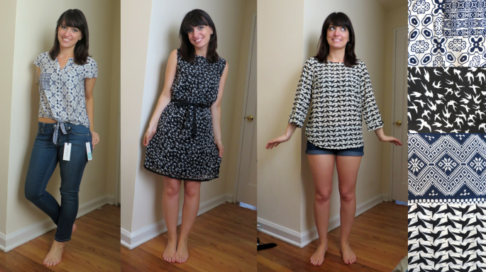 Stitch Fix Petite Review May 2015 | The Cheerful Times
