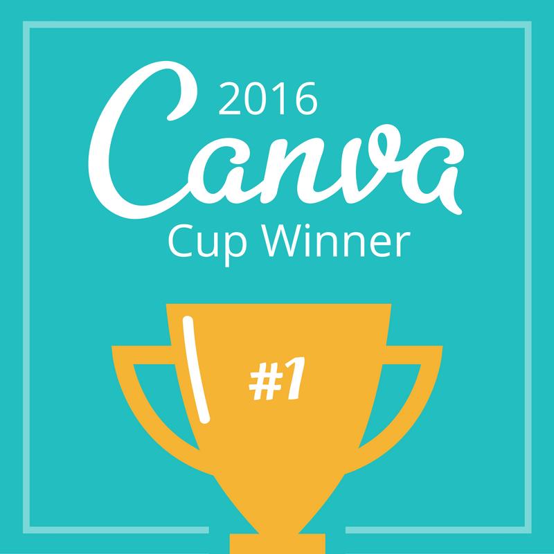 2016 Canva Cup Winner - Kelsey BaRoss
