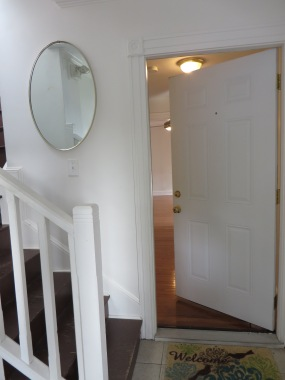 apartment entry way